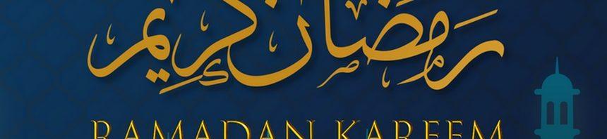 Premier jour du mois de Ramadan mardi 13 avril 2021